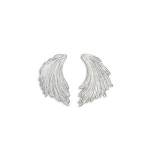 Large stud earrings  Model Eva from @lissomemodel