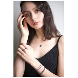 The smallest version of FLOW rings  Model Eva from @lissomemodel